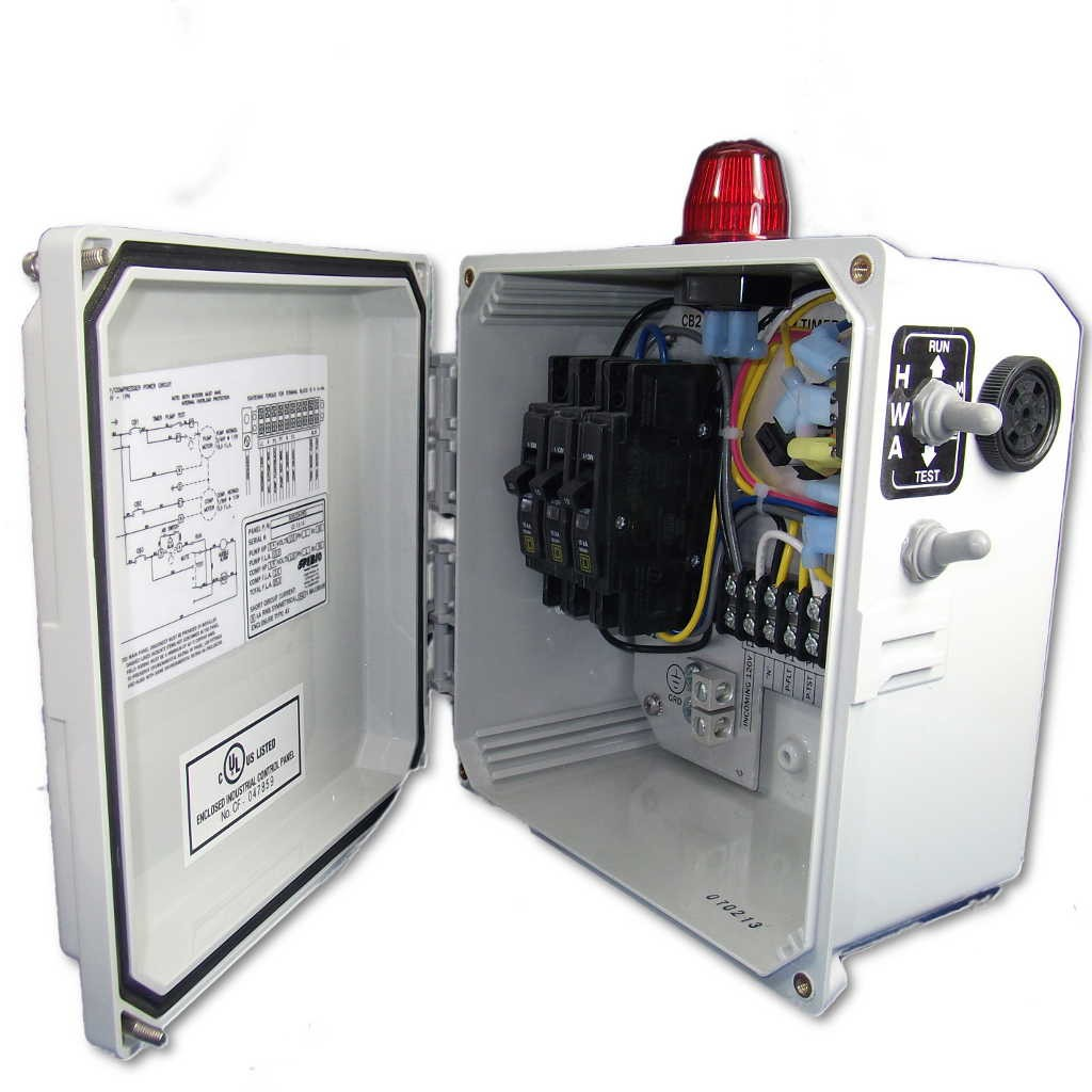 septic pump wiring diagram solidfonts spi bio pump control panel high water alarm model 50b010 water pump wiring diagram