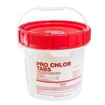 Pro Chlor Tabs - Septic Chlorine Tablets - 25lb