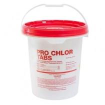 Pro Chlor Tabs - Septic Chlorine Tablets - 100lb