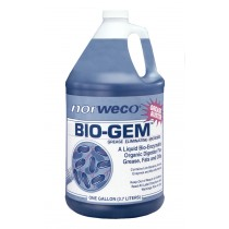 Norweco Bio-Gem Organic Digester - 1 Case - 4 Gallons
