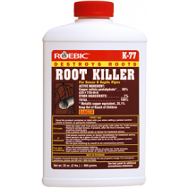 Roebic K-77 - Root Killer for Sewer and Septic Pipes - 2lb