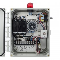 SPI RWT-1L Alternative Replacement Aerobic Control Panel for Jet Aeration and Norweco Singulair Systems - 50B009-RWT-1L