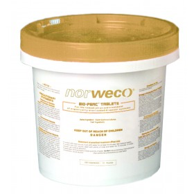 Norweco Bio-Perc Remediation Tablets - 10lb