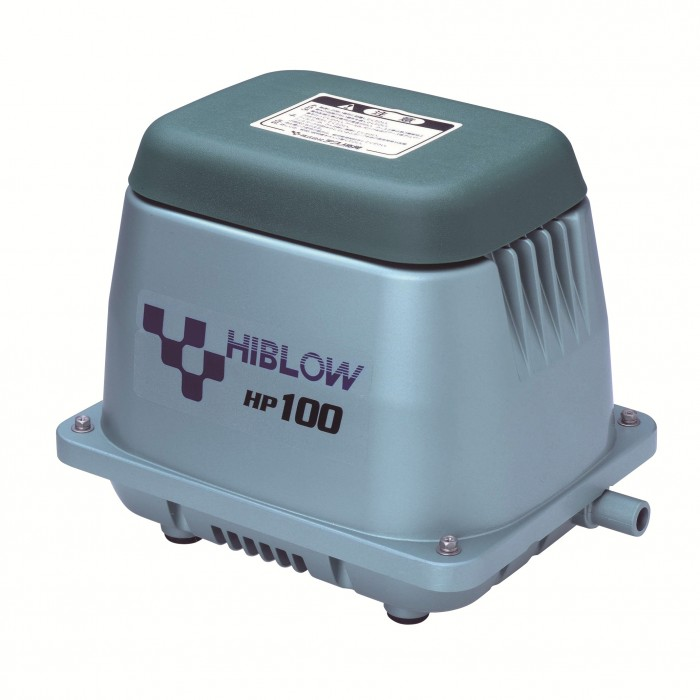 Hiblow HP 100 Parts