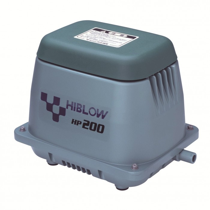 Hiblow HP 200 Parts