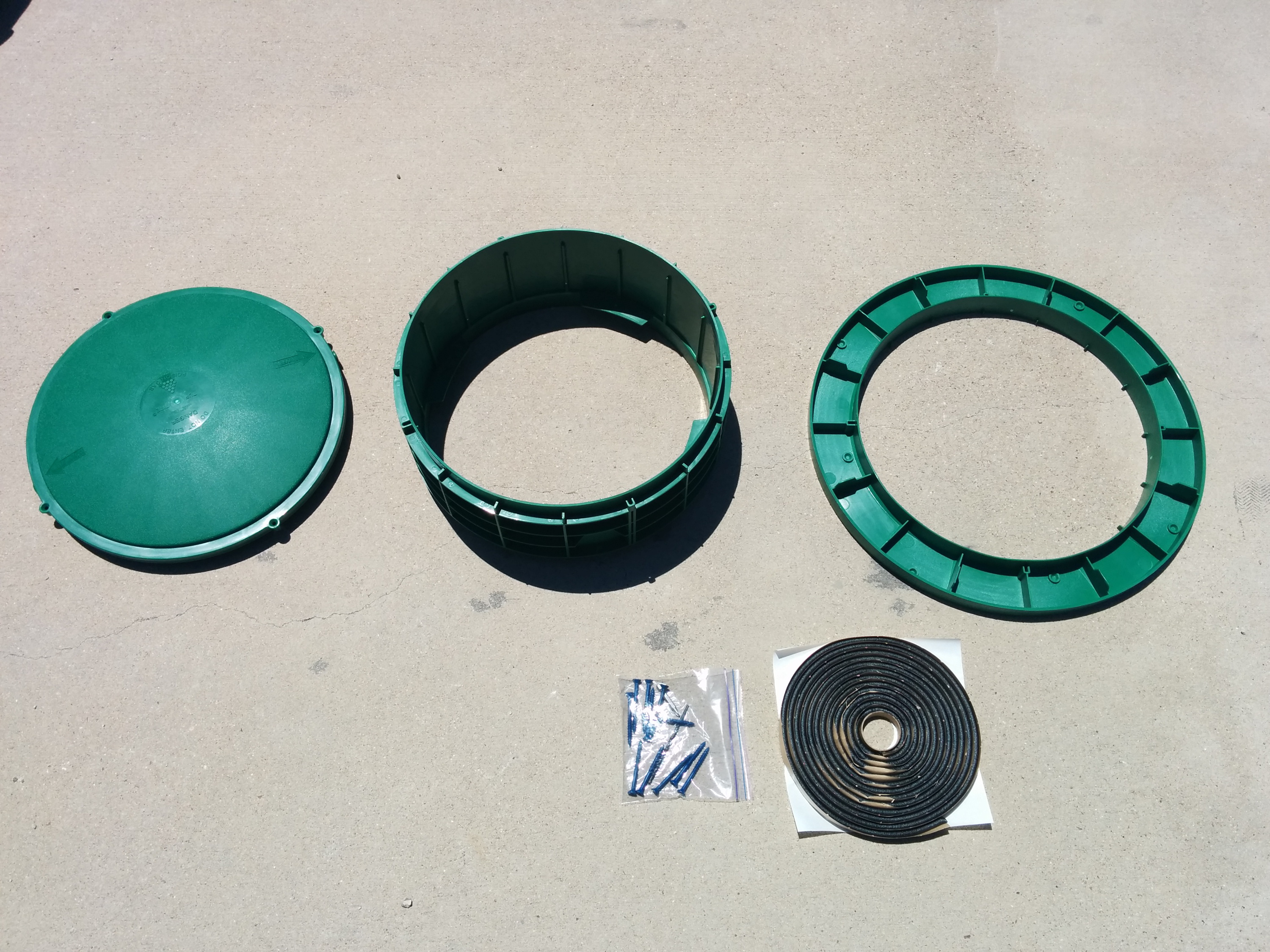 How To Instal Risers On A Septic Tank – Septic Tank Blog – TGWasteWater
