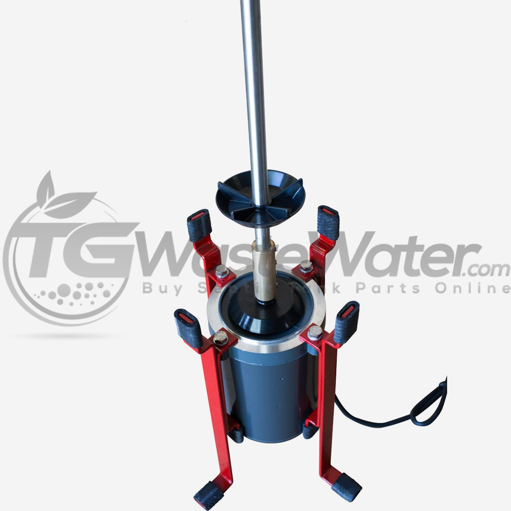 Alpha air al500 12 red replacement aerator for jet for Jet septic aerator motor