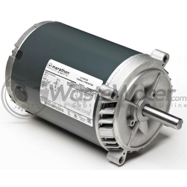 Alpha air replacement motor works for al500 12 and al500 for Jet septic aerator motor