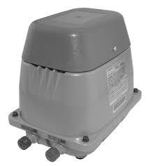 Hiblow Hp 80w Dual Port Septic Air Pump Tg Wastewater