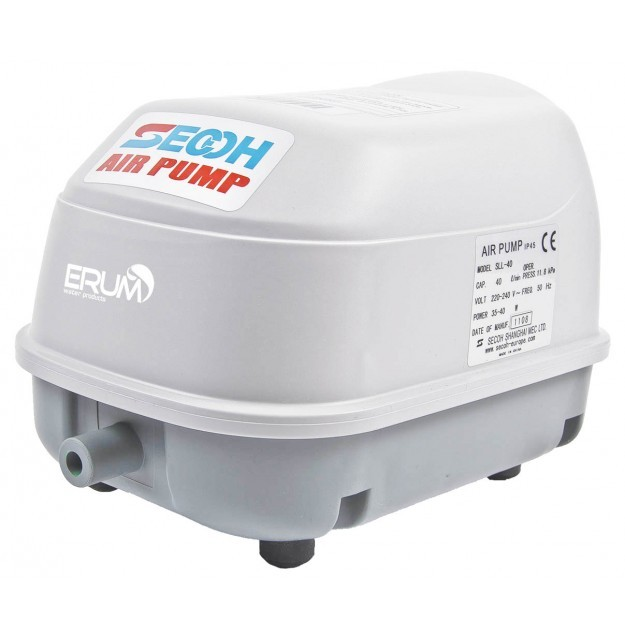Secoh Sll 40 Tg Wastewater