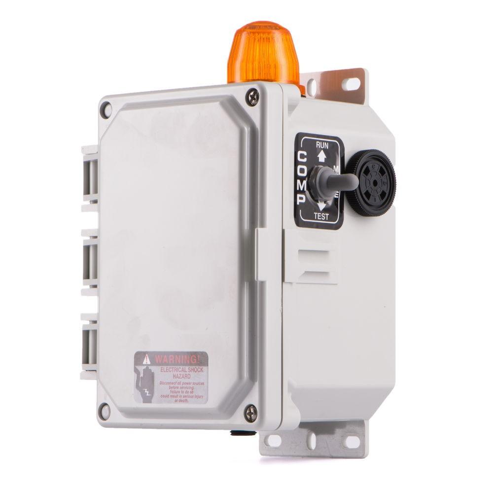 SPI 50B137 Control Panel with Alarm for Aerobic Air Pumps - (50B135 / EF-CA)