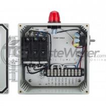SPI BIO-D Single Light Control Panel for Aerobic Septic Systems - 50B007 / BIO D