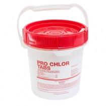 Pro Chlor Tabs - Septic Chlorine Tablets - 5lb