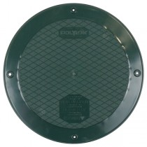 "PolyLok 12"" Flat Cover for Corrugated Pipe - 3004-C"