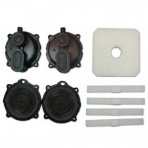 Secoh EL Series Diaphragm Kit - Fits EL-60, EL-80, EL-100, EL-120W, EL-150W, EL-200W, EL-200D