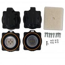Hiblow HP 100LL-120LL Rebuild Kit