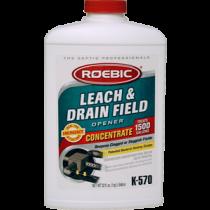 Roebic K-570 - Leach & Drain Field Opener - Concentrate - 1qt