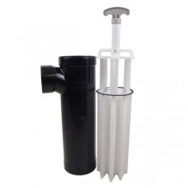 PolyLok PL-250 Effluent Filter - 3014-250 (PL-250 Filter Cartridge & Housing)