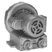Gast R1102K-01 - 1/8 HP Single Phase Regenerative Blower