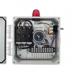 SPI BIO-C Single Light Control Panel for Aerobic Septic Systems - 50B003