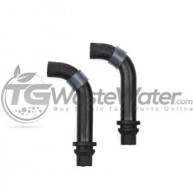 L-Tube Replacement for Hiblow HP-30 and HP-40 (2pcs/set)