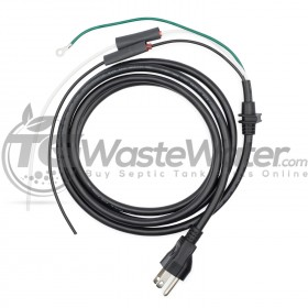 Hiblow HP-60, HP-80 Replacement Power Cord