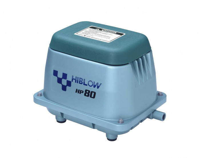 Hiblow HP 80 Parts