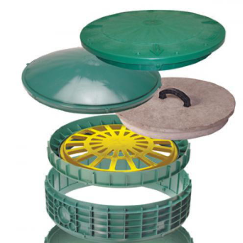 Septic Tank Riser & Lid Accessories